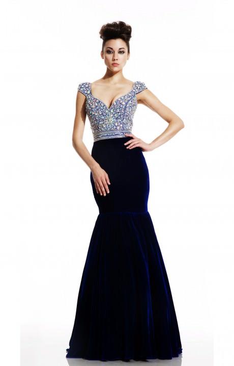 Johnathan Kayne 346 - Stately Stunner Gown Prom Dress