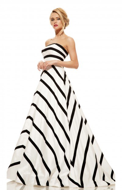 Black And White Prom Dresses Formal Evening Homecoming Page 3