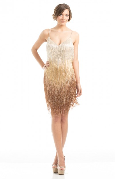 Gold Dresses - Prom- Homecoming- Formal- Long or Short