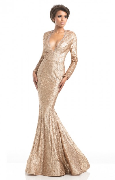 Gold Dresses | Prom, Homecoming, Formal, Long or Short