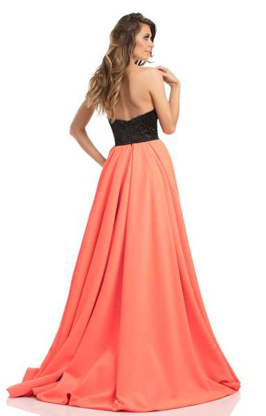 Johnathan Kayne 7038 Strapless and Sweetheart picture 1