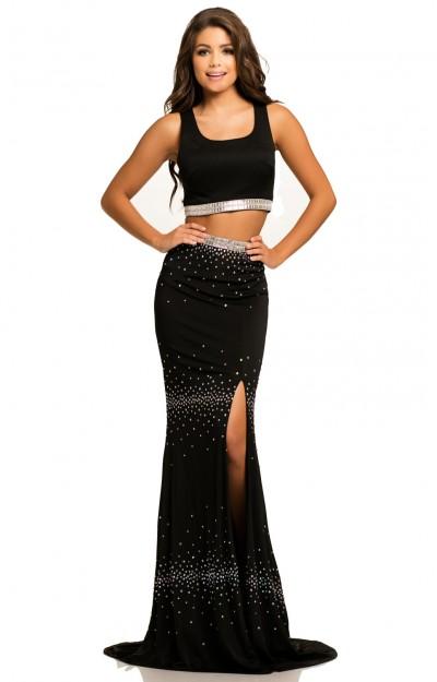 Neoprene Dresses | Designer Formal, Evening, Prom, or Pageant Dresses