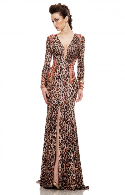 Animal Print Dresses | Prom, Pageant, Formal