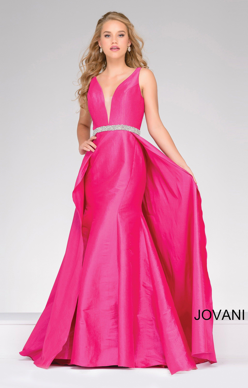 Famoso Jovani Mermaid Prom Dresses Adorno - Ideas de Vestido para La ...