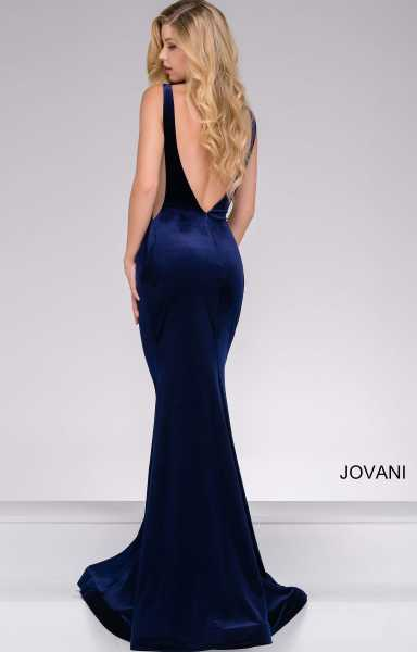 Jovani 46060 Has Straps picture 1