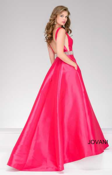 Jovani 46501 With Straps picture 1