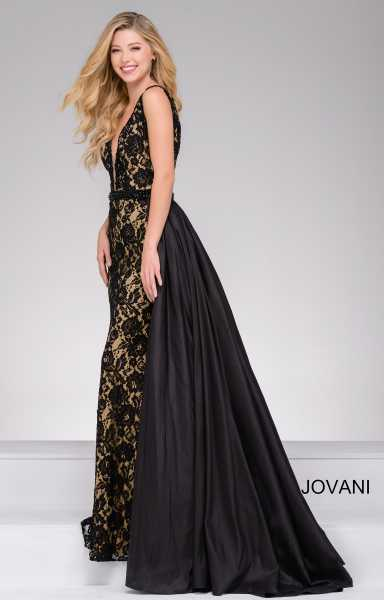 Jovani 49639 With Straps picture 1