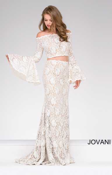 Jovani 45894 Two Piece and Fitted picture 2