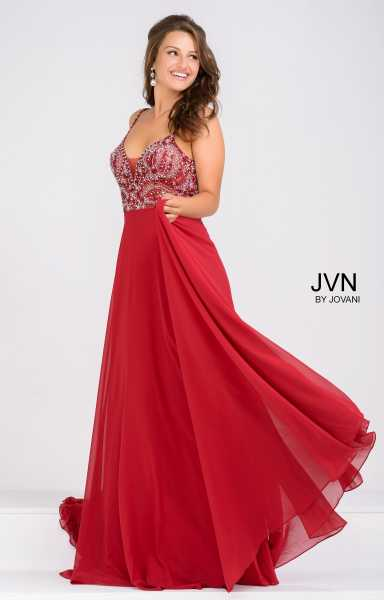 Jovani jvn33701 Has Straps picture 1