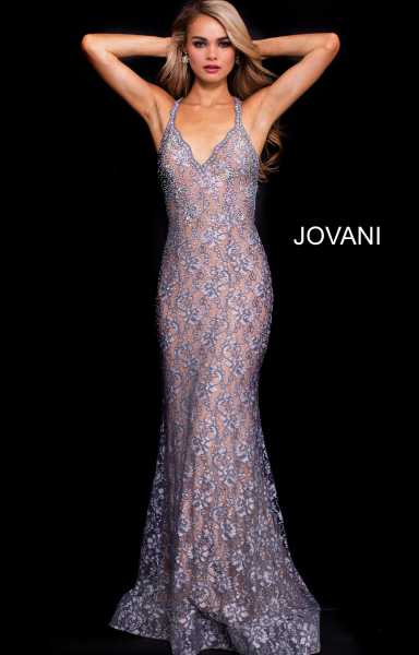 Jovani 54853 Fitted picture 2