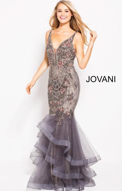 Jovani Long Prom Dresses 2018