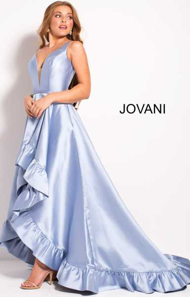 Jovani 57491 Sweetheart and Has Straps picture 1