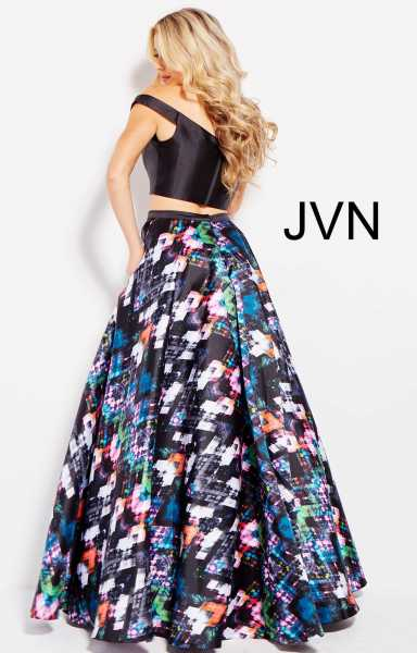 Jovani jvn59098 Off The Shoulder, Sweetheart and Has Straps picture 1