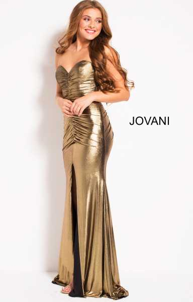 Jovani 51552 Sweetheart picture 1