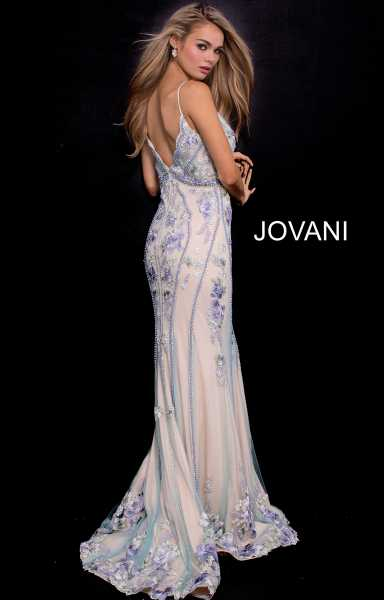Jovani 55816 Sweetheart and Has Straps picture 1