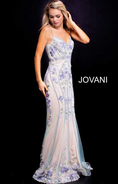 Jovani 55816 Fitted picture 2