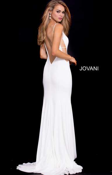 Jovani 57295 Sweetheart and Has Straps picture 1