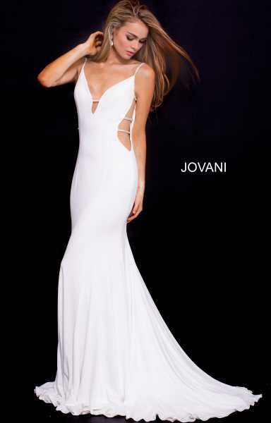 Jovani 57295 Fitted picture 2
