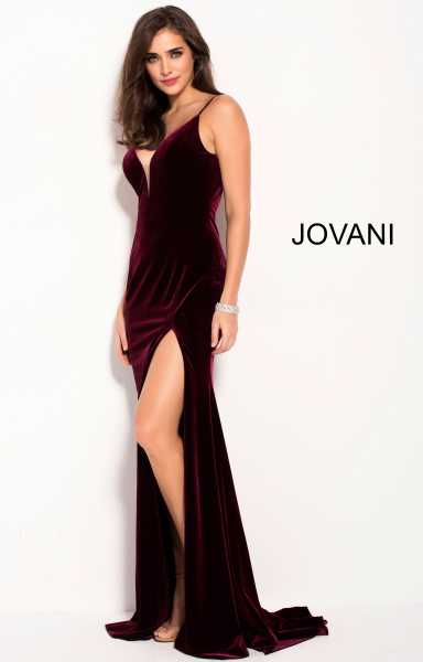 Jovani 57898 Sweetheart and Has Straps picture 1