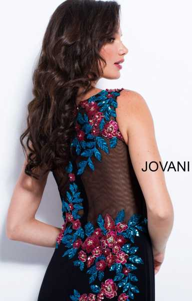 Jovani 58030 High Neck picture 1