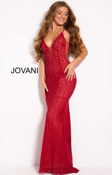 Jovani 58348 Fitted picture 2