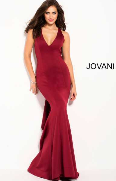 Jovani 59769 Has Straps picture 1