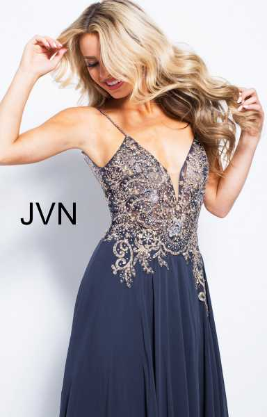 Jovani jvn55885 Sweetheart and Has Straps picture 1