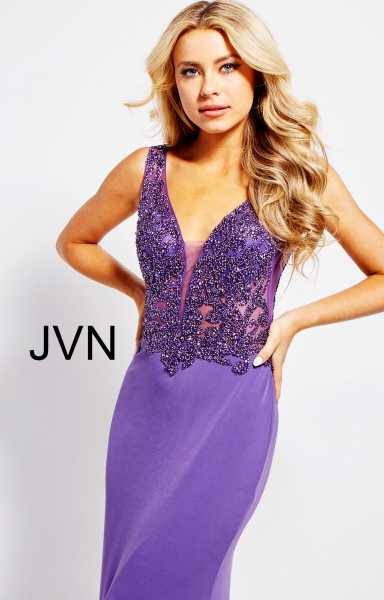 Jovani jvn58124 Has Straps and Sweetheart picture 1