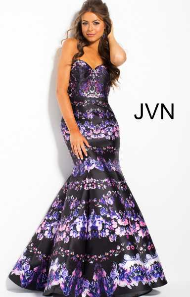 Jovani jvn58400 Strapless and Sweetheart picture 1