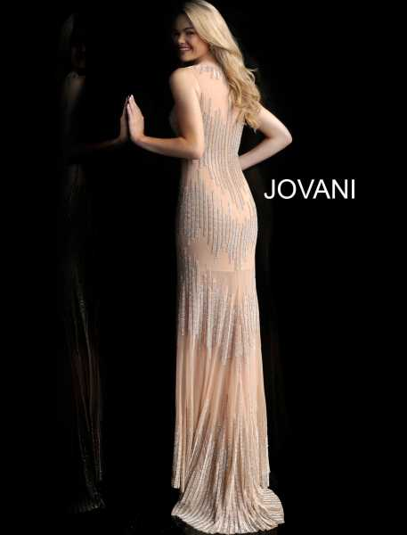 Jovani 67088 High Neck picture 1