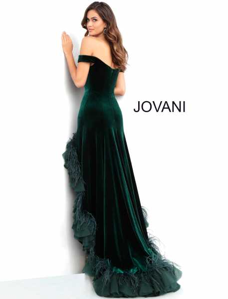 Jovani 62379 Off The Shoulder picture 1