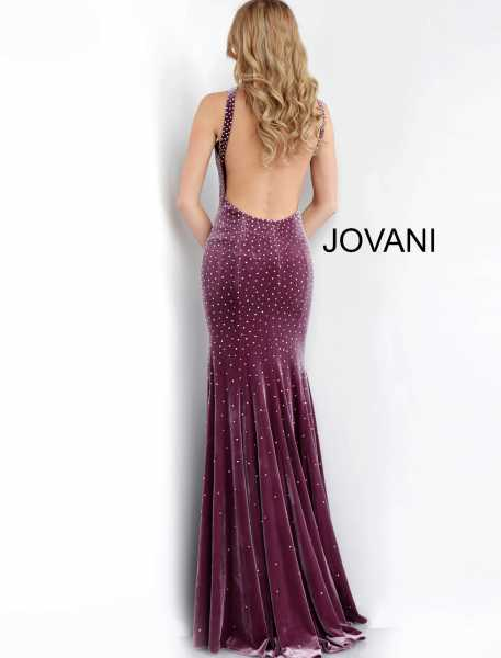 Jovani 63935 High Neck picture 1