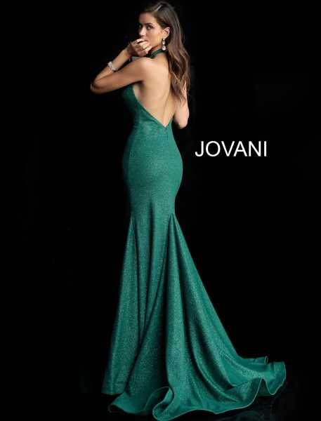 Jovani 64851 High Neck picture 1