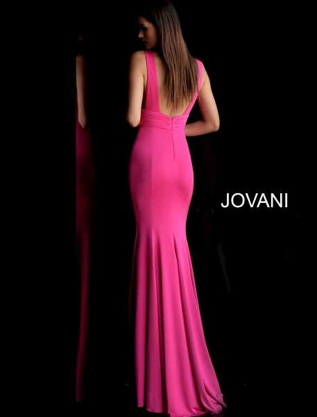 Jovani 64996 V-Shape picture 1