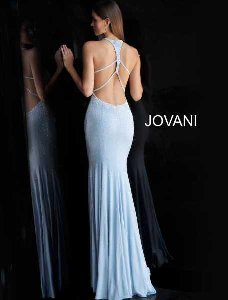 Jovani 67101 High Neck picture 1