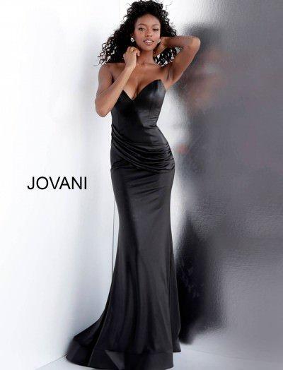 b76ce0b725 Jovani 67306. Sweetheart Strapless Simple Sexy Mermaid Dress  590.00