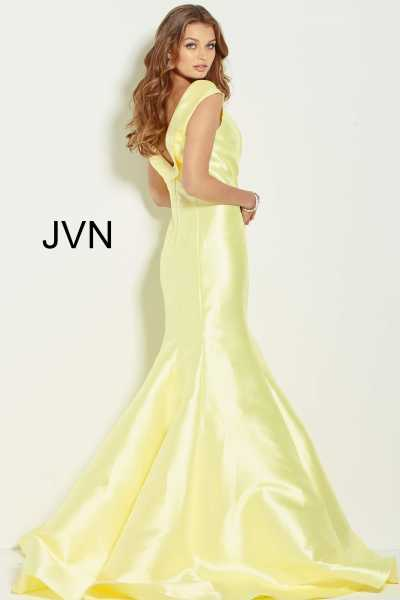 Jovani jvn60173 Off The Shoulder and x-deleted picture 1