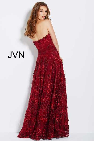 Jovani jvn60436 Strapless and Sweetheart picture 1