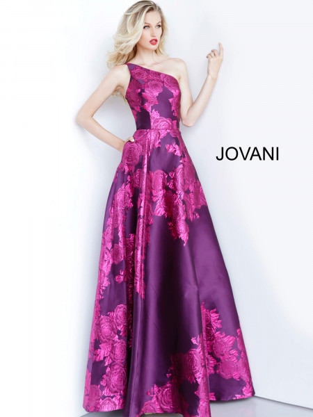Jovani 02045 Long picture 3