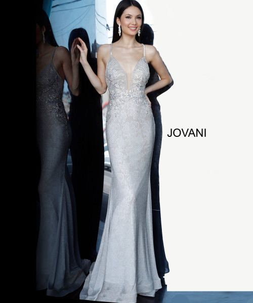 Jovani 03167 Fitted picture 2