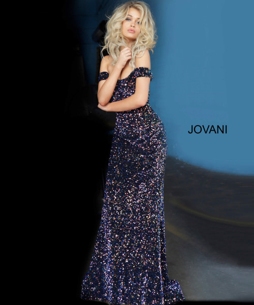 Jovani 2102 Fitted picture 2