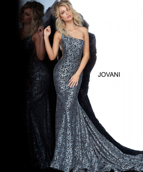 Jovani 3927 Long picture 3