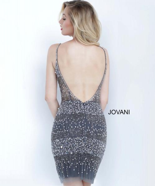 Jovani 3936 V-Shape picture 1