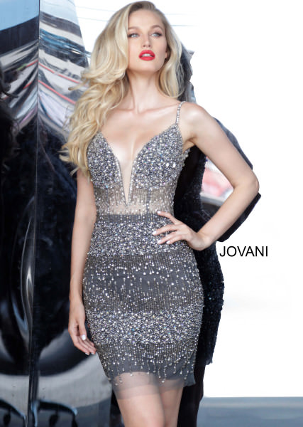 Jovani 3936 Fitted picture 2