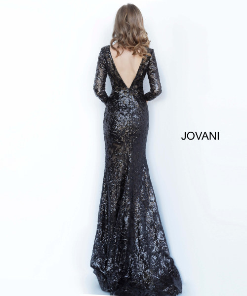 Jovani 55535 Fitted picture 2