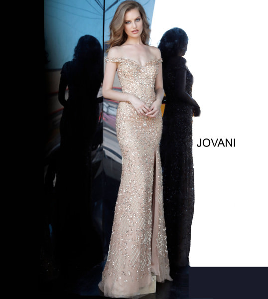 Jovani 66235 Fitted picture 2
