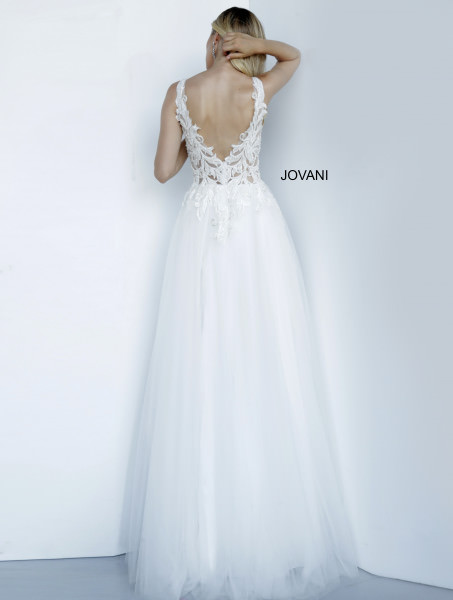 Jovani 67425 V-Shape picture 1