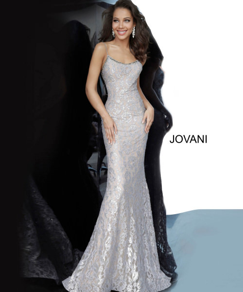 Jovani 00355 Has Straps picture 1