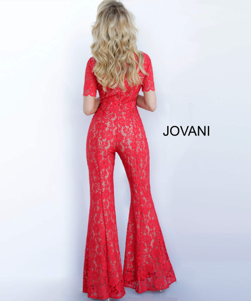 Jovani 00651 High Neck picture 1