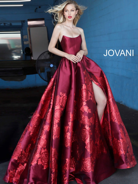 Jovani 02038 Ball Gowns picture 2